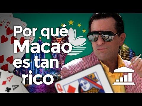 ¿Cómo MACAO superó a LAS VEGAS? - VisualPolitik