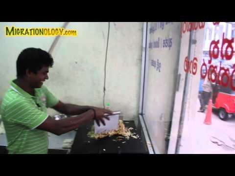 Kottu Roti - Delicious Sri Lankan Street Food!
