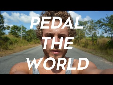 Pedal The World / An Adventure Around The World On A Bike