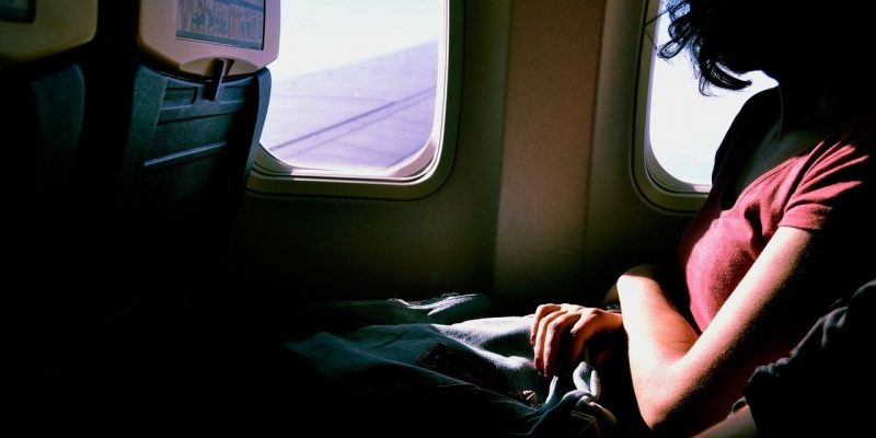 avion dormir