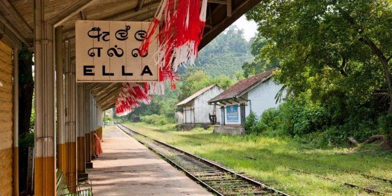 Ella: Las tierras altas de Sri Lanka