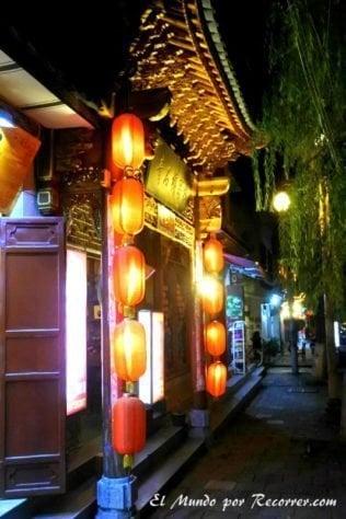 Restaurantes en Dali ciudad antigua