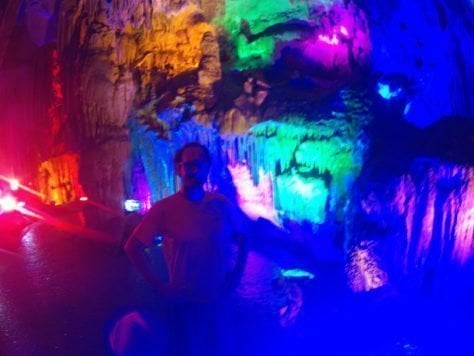 Water cave en Yangshuo