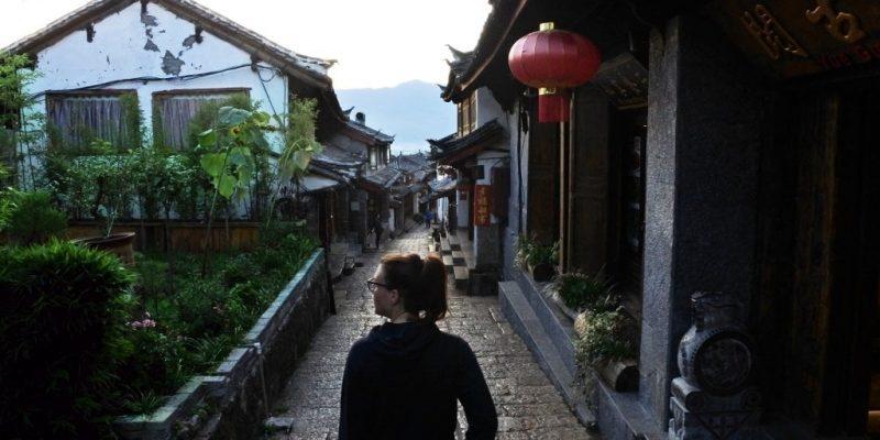 Lijiang china centro
