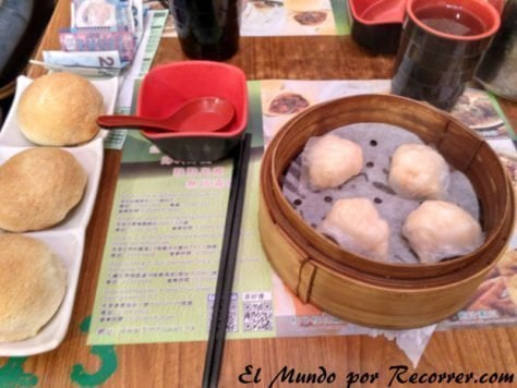 Tim ho wam restaurant hongkong michelin star blog china menu foto