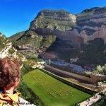 Monasterio colgante datong vistas heng monte