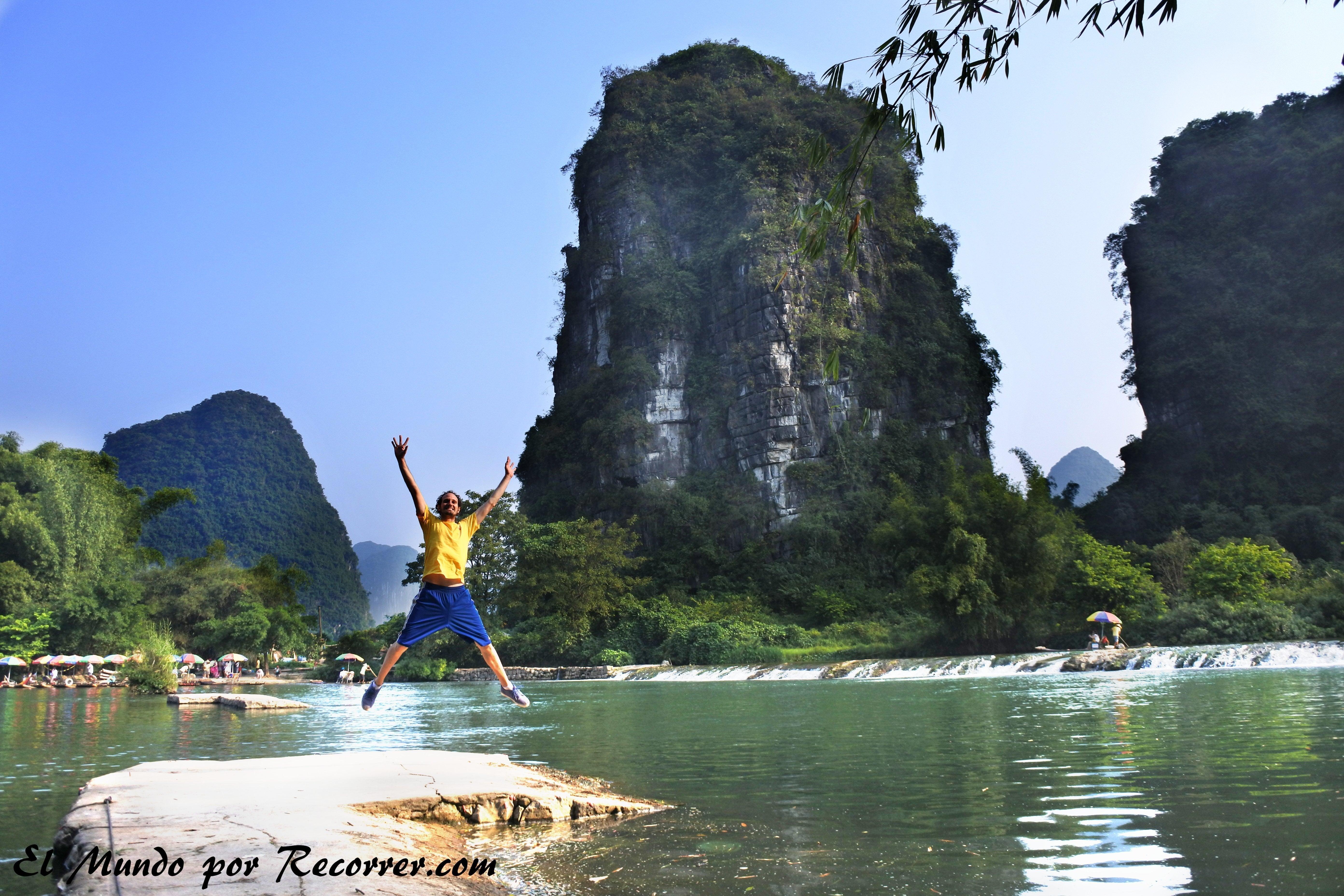 Rio Yulong travel china blog