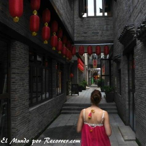Xing ping calles guilin china travel blog