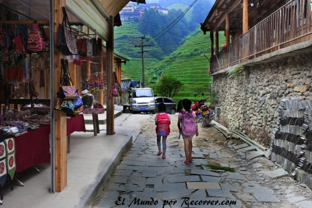 guillin guilin terrazas arroz visitar ver china rice terrace travel mundo recorrer como llegar