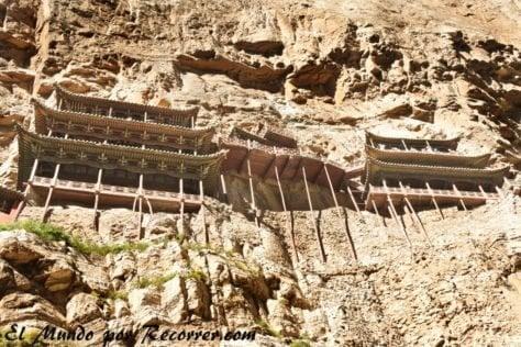 hanging monastery Datong
