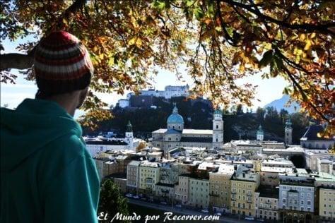Vista desde el Kapuzinerberg