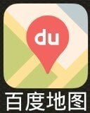 baidu map google maps china