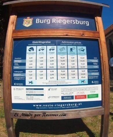 Castillo de Riegersburg