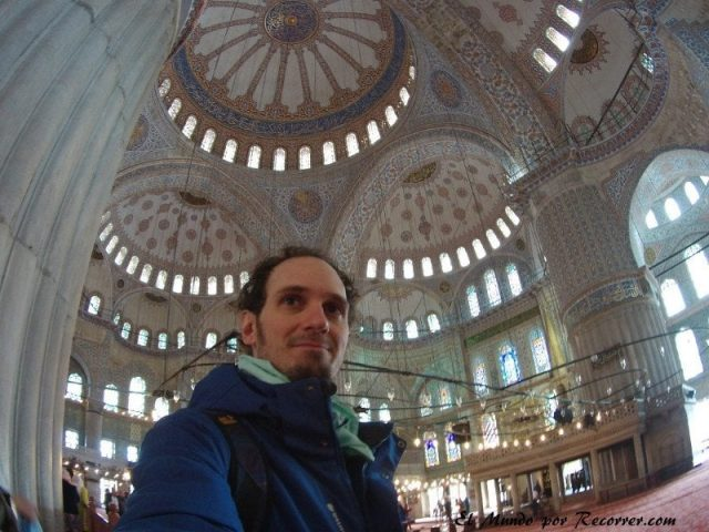 mezquita azul blue mosque istambul turkey turquia