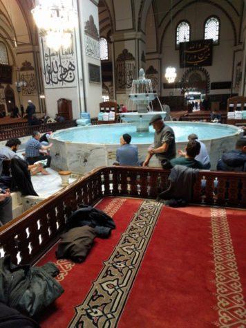 Mezquita en Bursa