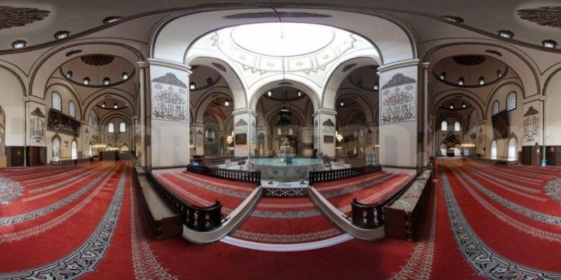mezquita bursa ulu camii