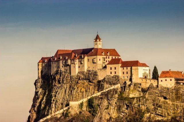 riegersburg castillo