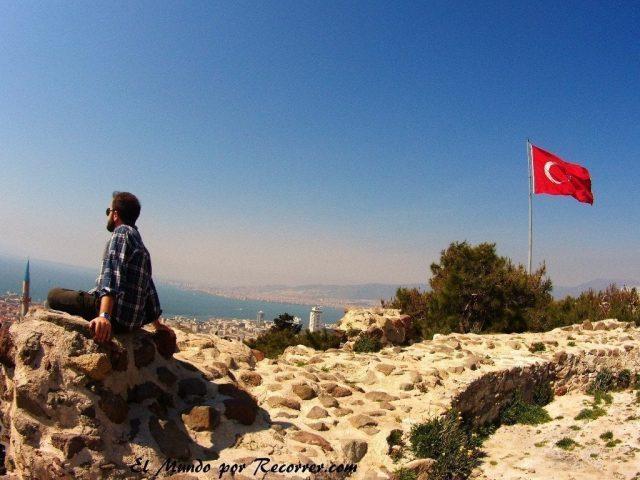 Vistas desde la muralla del Kadifekale