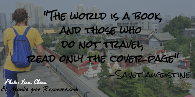 Citas Viajar Travel quote Frases motivacion wanderlust world book those who no travel only read the first cover page