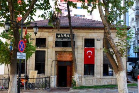 Hamam Denizli Germiyanogullari Hammam