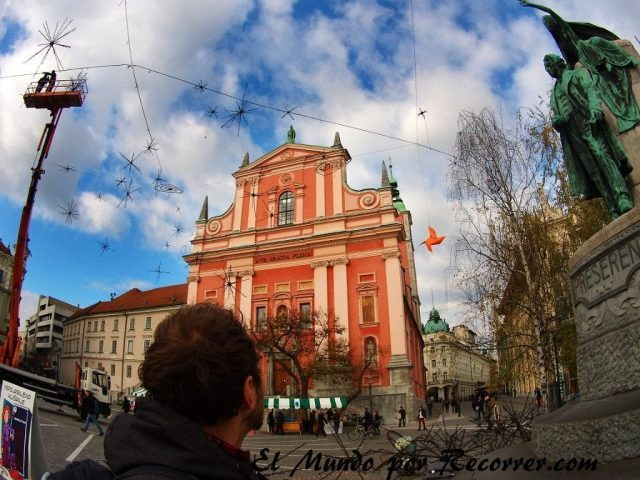 Slovenia Ljubjana Maribor travel wanderlust mundo por recorrer blog castle castillo city capital