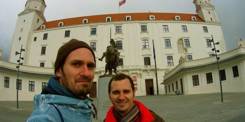 bratislava Slovakia slovaquia travel viajar que ver turismo visitar guia mundo recorrer