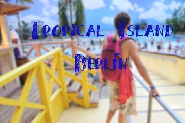 Berlin tropical island blue alemania