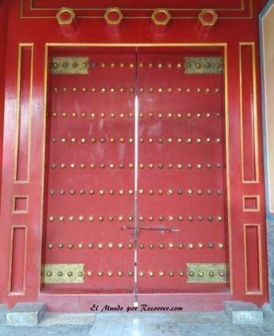 Ciudad prohibida forbiden city tempel china beijing pekin viajar mundo recorrer