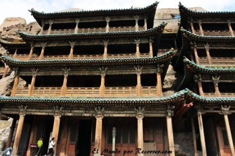 Datong cuevas yungang groutes Unesco china travel travelblog mundo recorrer que ver hacer