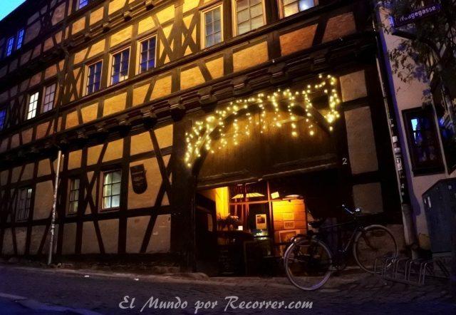 Erfurt alemania Germany sunset speicher deutschland mundo recorrer blog viajes travel wanderlust