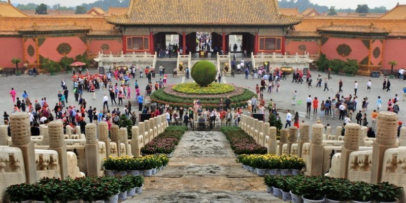 Templo del cielo heaven tempel china beijing pekin travel viajar blog mundo recorrer