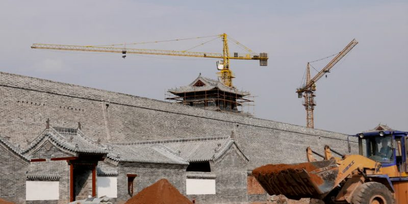 datong working obras china