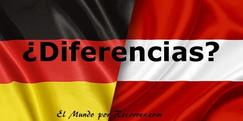 differences unterschied austria deutshcland flag big