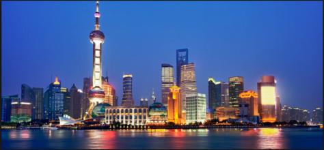 Skyline de Shanghai