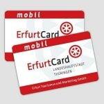 Erfurt card alemania