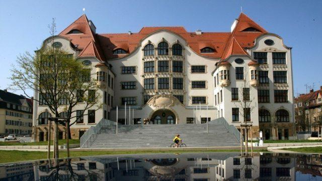 Gutenberg gymnasium erfurt alemania