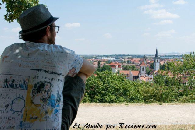 erfurt citadel avistas alemania