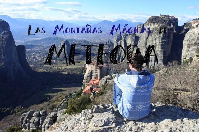 montañas magicas meteora grecia
