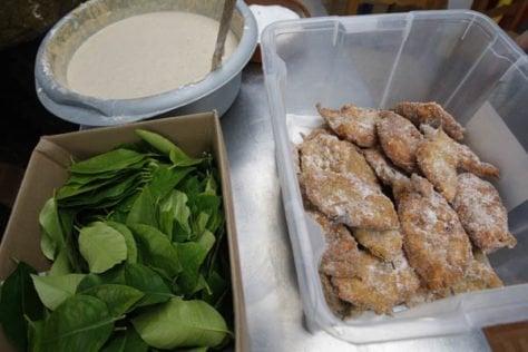 paparajotes Murcia comida huerta espana