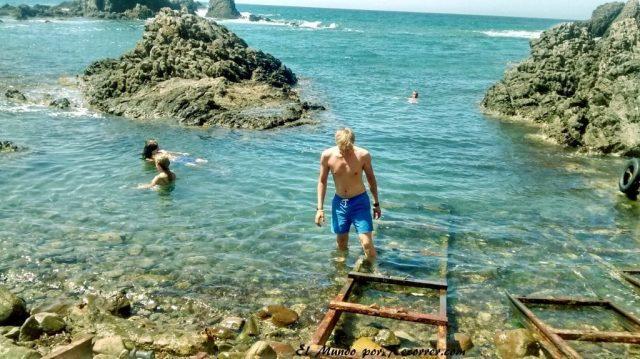 Almeria playa viajar travel