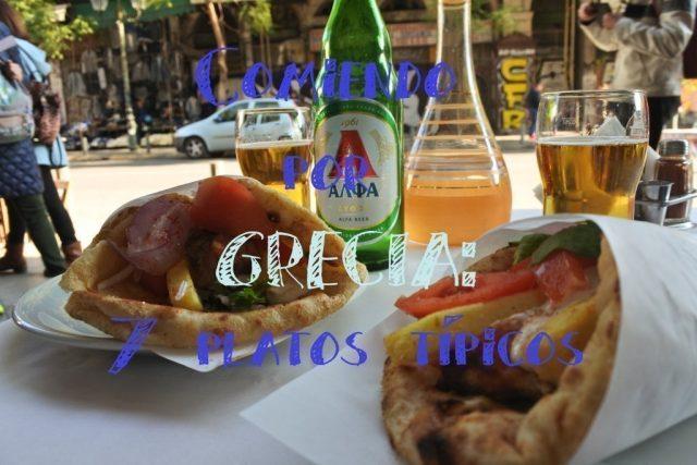 Comiendo por grecia  platos tipicos para disfrutar