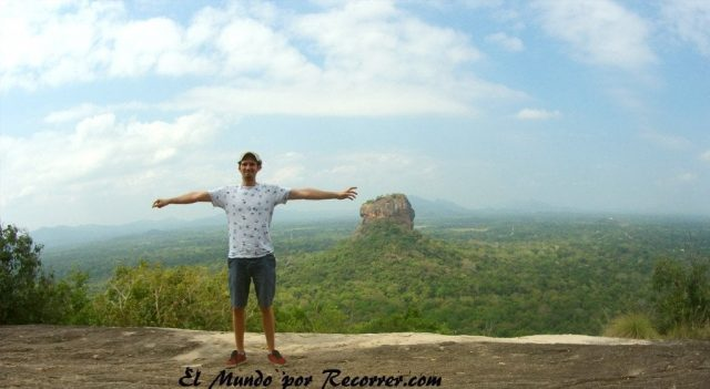 Sigiriya lion rock sri lanka srilanka