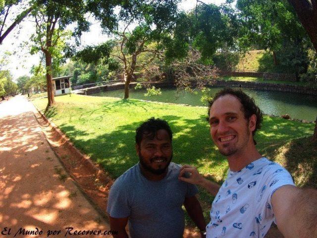Sigiriya lion rock sri lanka srilanka tuktuk