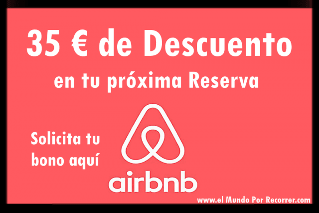 Te Regalamos 35€ con tu primera Reserva en AirBnB