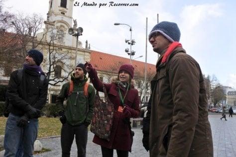 bratislava Slovakia slovaquia travel viajar que ver turismo visitar guia mundo recorrer freetour