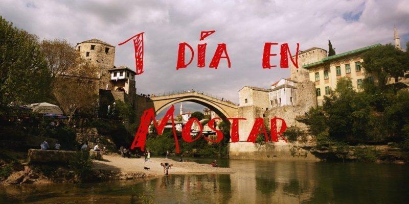 Balcanes  dia en mostar