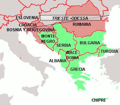 Balcanes es