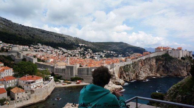 Dubrovnik croacia viajar balcanes el mundo por recorrer