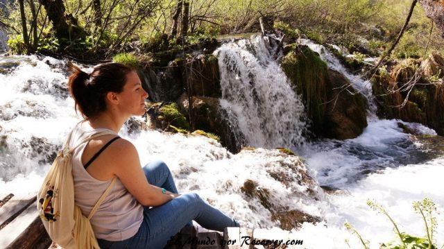 Plitvice croacia parque naturla park Croatia balcanes ruta lagos viajar