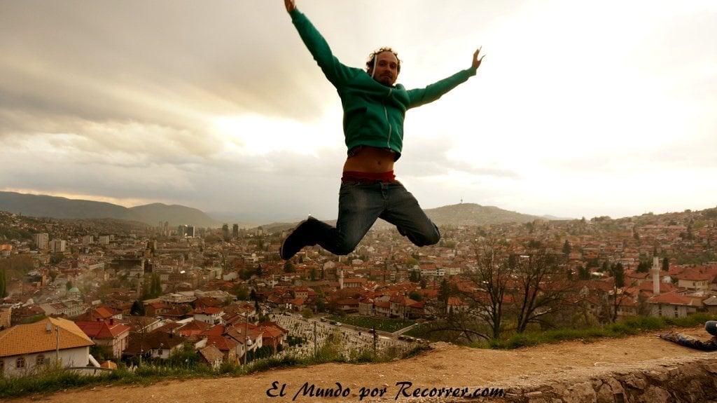 Sarajevo Bosnia viajar balcanes ruta balkans